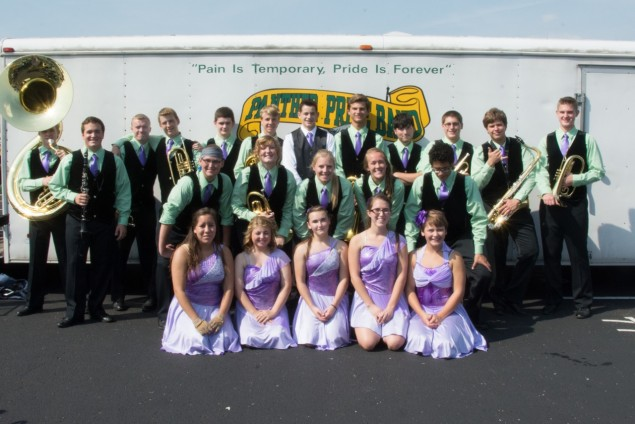 FZN Marching Band Seniors
